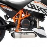 Remus HexaCone Full Exhaust System for 690 Duke R 10-12