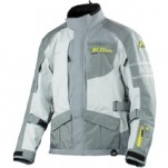 Klim Latitude Misano Jacket Gray