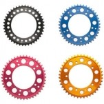 Driven Colored 520 Rear Sprocket for CBR250R 11-13