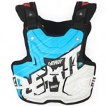 Leatt Adventure Chest Protector Lite Shox Blue
