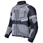 Klim Adventure Rally Air Jacket Gray