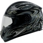 AFX FX-90 Species Helmet Black