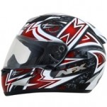 AFX FX-95 Multi Helmet Red-Mega (Closeout)