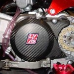 Lightspeed Ignition Cover for CRF50 80-13