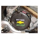 Lightspeed Clutch Cover Wrap for KX250F 04-08