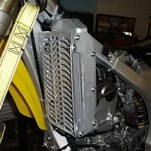 Unabiker Radiator Guard for YZ250F 06-09