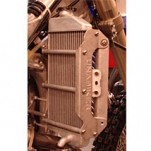 Unabiker Radiator Guard for WR450F 12-13