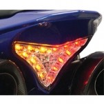 DMP PowerGrid Tail Light for Ninja 300 13-15