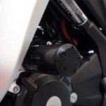 Shogun S5 Frame Sliders No Cut for CBR250R 11-14