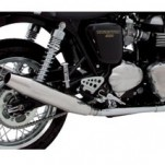 Remus Tapered Slip-On Exhausts for Thruxton 07-15