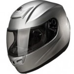 Fly Racing Paradigm Helmet Solid Silver
