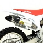 Arrow Thunder Silencer for CRF250R 14