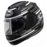 Arai RX-Q Full Face Graphics Helmet Streak
