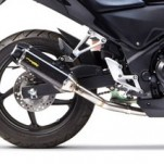 Two Brothers Tarmac Full Exhaust for CBR250R 11-14