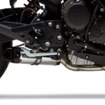 Two Brothers M2 Black Full Exhaust for FZ6R 09-15