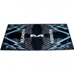 "Matrix Concepts M40 Carpeted 3.5""x7"" Mat Blue"