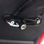 Sato Racing Helmet Lock for RSV4 09-12
