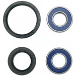 Moose Racing Wheel Bearings and Seal Kit for XR650L 93-12