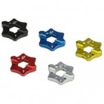 Driven Colored Preload Adjusters for B-King 08-10