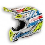 Airoh Aviator 2.1 Six Days Helmet Blue/Yellow/Orange