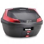 Givi B37NA Monolock 37 Liter Top Case Matte-Black
