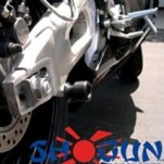 Shogun Swingarm Spools for CBR1000RR 04-14