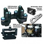 BRP Rubber Mounted SUB Mount Kit A for 1190 Adventure 14