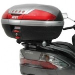 Givi E531 Rear Rack for 400 Burgman 07-16