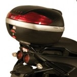 Givi E710 Rear Rack for Piaggio MP3 500 07-14