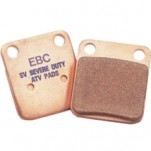 EBC Long-life Sintered R-series Break Pad (Front) for CRF50F 04-13