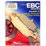 EBC HH Sintered (Right) Front Brake Pads for DL650 V-Strom/Adventure 04-14