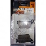 SUPER SALE Galfer Semi Metallic Black Compound Rear Brake Pads for CBR600RR 07-14 and Others