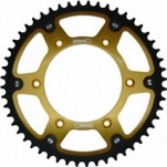 Supersprox Stealth Gold 520 Rear Sprocket for 200 XC-W 06-12