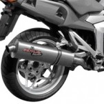 Remus Titanium Full Exhaust System for K1200GT 06-08