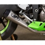 M4 GP Full Exhaust (SS Tubing) for ZX6R 13-17