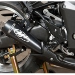 M4 GP Slip-On Exhaust for Z1000 10-16