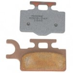 Moose Racing XCR Brake Pads for KX65 00-12 (Closeout)