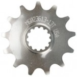 Moose Steel Front Sprocket for DR-Z400SM 06-08