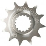 Moose Steel Front Sprocket for 525 MXC 03-07