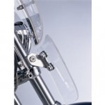 Memphis Shades Independent Windshield Lowers Mounting Hardware Kits for FXST 85-10