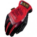 Mechanix Wear Fastfit Gloves Red