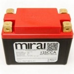 Mirai Battery Lightweight, Lithium 175 CCA (MLP-1012-C1)