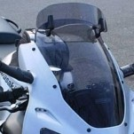 MRA VarioTouringScreen Windshield for ZZR600 05-07
