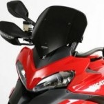 MRA SportScreen Windshield for Multistrada 1200 10-12