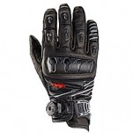 Knox Hand Armour ORSA Leather V14 Gloves Black