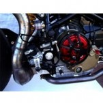 CNC Adjustable Rearsets for Hypermotard 03-15