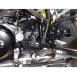 """Rizoma """"REV"""" Rearsets Control Kit for Streetfighter 848 12-13"""