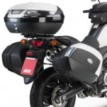 Givi PLX3101 Side Cases Mounts Specific for the V35 Monokey Side Cases for DL650 V-Strom 12-13