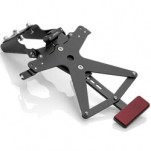 Rizoma License Plate Support Kit for Z1000 10-13