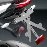 Rizoma License Plate Support Kit for Street Triple 13-16
